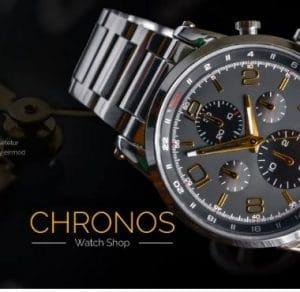 chronos demo